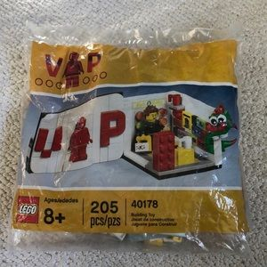 Lego VIP exclusive set sealed poly bag 40178